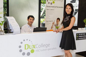 Dux Private Tutoring helps students achieve their academic goals